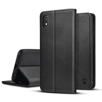 Custodia a Portafoglio per Samsung Galaxy A10e | Nero