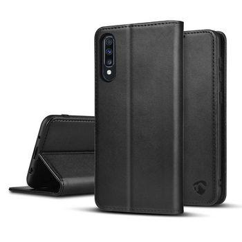 Custodia a Portafoglio per Samsung Galaxy A70S | Nero