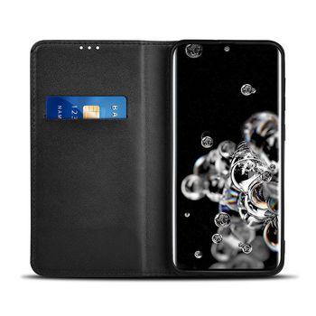 Wallet Book voor Samsung Galaxy S20 Ultra | Zwart