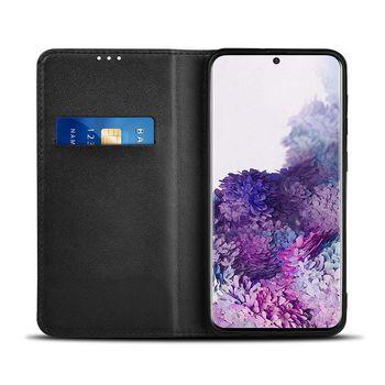 Wallet Book voor Samsung Galaxy S20 | Zwart