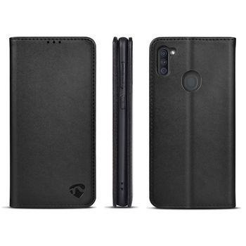 Wallet Book for Samsung Galaxy A11 | Black
