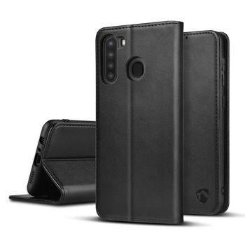 Peněženkové Pouzdro pro Samsung Galaxy A21 | Černé