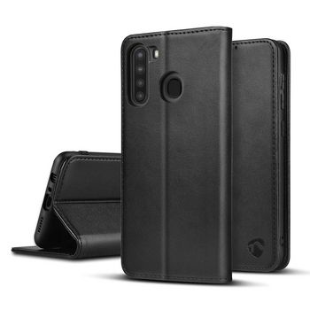 Wallet Book for Samsung Galaxy A21 | Black