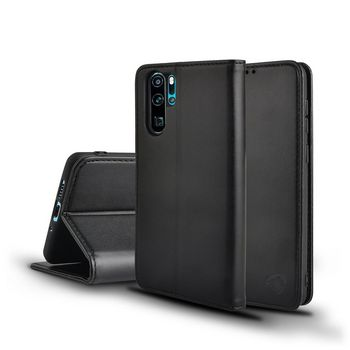 Wallet Book for Huawei P30 Pro | Black