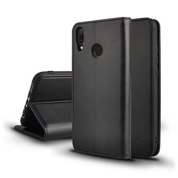 Wallet Book voor Huawei Y9 2019 | Zwart
