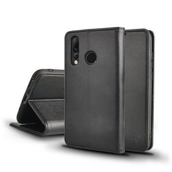 Wallet Book for Huawei Nova 4 | Black
