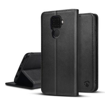 Wallet Book voor Huawei Mate 30 Lite / Nova 5i Pro | Zwart