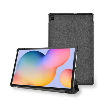 Folio Case for Samsung Galaxy Tab S6 Lite | Grey / Black