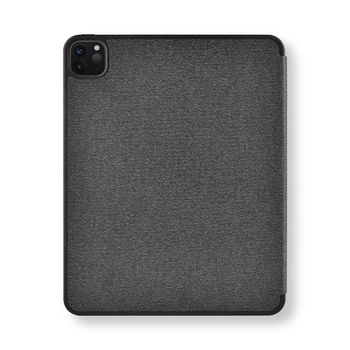 "Foliodeksel for Apple iPad Pro 12,9"" 2020 | Grått/Svart"