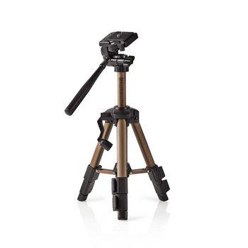 Statief | Pan & Tilt | Max. 3 kg | 61 cm | Brons