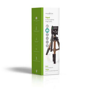 Tripod | Pan & Tilt | Max 3 kg | 61 cm | Bronze