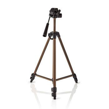 Tripod | Pan & Tilt | Max 2 kg | 127 cm | Bronze