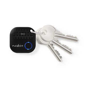Tracker / Locator / Finder | Bluetooth | Works up to 50M | With Motion Detection | Black