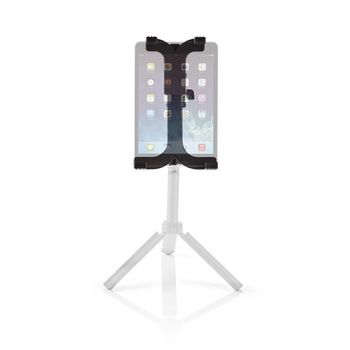 "Tablet Holder | 12,5 - 24cm | fits tripod with 1/4"" screw"
