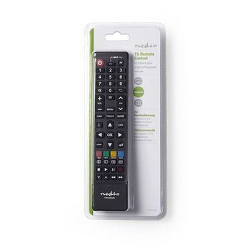 Replacement Remote Control | Panasonic TV | Ready to Use