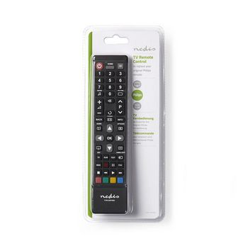 Replacement Remote Control | Philips TV | Ready to Use