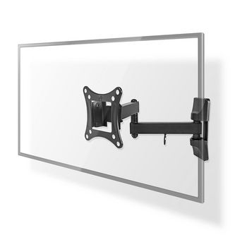 Full Motion TV Wall Mount | 13-27"
