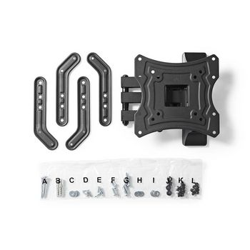Full Motion TV Wall Mount | 23-55"