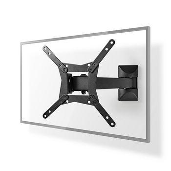 "Full Motion TV Wall Mount | 10 - 32"" | Max. 30 kg | 2 Pivot Points"