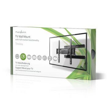 Full Motion TV Wall Mount | 32-55"