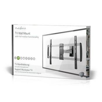 "Full Motion TV Wall Mount | 42-70"" | Max 35 kg | 2 Pivot Points"