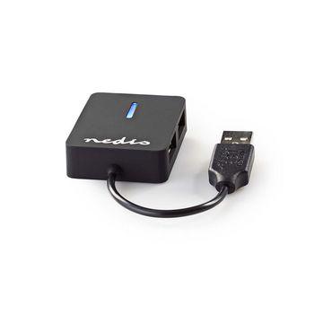 USB Hub | 4-Port | USB 2.0 | Travel Size
