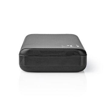 Powerbank | 20,000 mAh | 3 Outputs 3.0 / 2.1 / 1.0 A | USB-C™ / Micro USB Input | Black