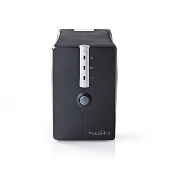 Uninterruptible Power Supply | 650 VA | 360W | 2 Sockets