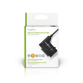 Hard Disk Adapter | USB 3.0 | SATA | Universal | with Power Adapter