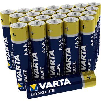 Alkaliska Batterier AAA