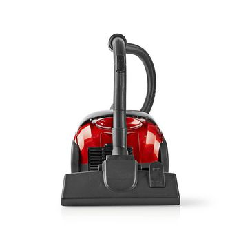 Vacuum Cleaner | With Bag | 700 W | 1.5 L Dust Capacity | Red