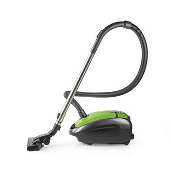 Vacuum Cleaner | With Bag | 700 W | 3.5 L Dust Capacity | Green