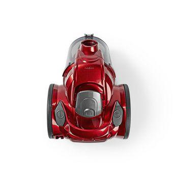 Aspirapolvere | Senza Sacchetto | 700 W | 1,5 L di Capacità | Rosso