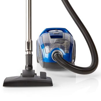 Vacuum Cleaner | Bagless | 500 W | Parquet brush | 3.0 L Dust Capacity | Blue