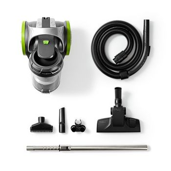 Vacuum Cleaner | Bagless | 700 W | 3.5 L Dust Capacity | Green
