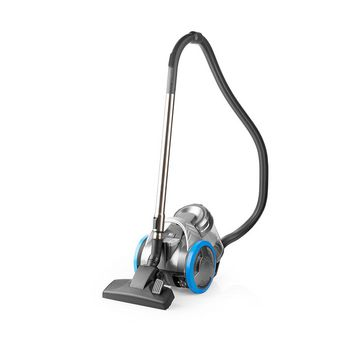 Vacuum Cleaner | Bagless | 700 W | Parquet brush | 3.5 L Dust Capacity | Blue