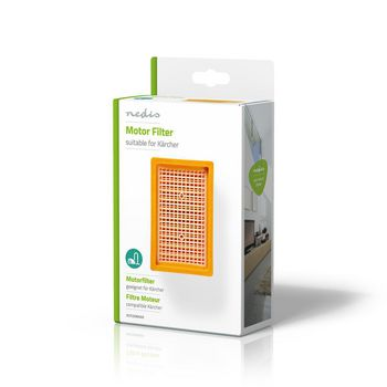 Motor Filter | For Kärcher Vacuum Cleaner | Replacement