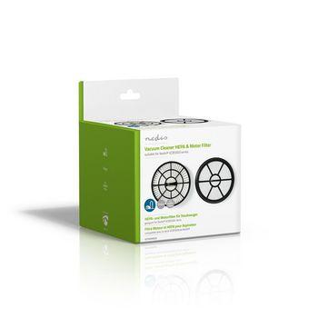 HEPA Filtr do Vysavačů | Vhodný pro Řadu Nedis® VCBS500