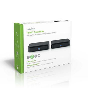 Wireless HDMI Transmitter | 1080p | 2.4 GHz | 40 m