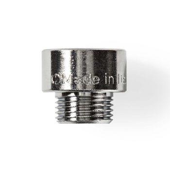 Hose Adapter | 3/4'' Straight - 1/2'' Straight