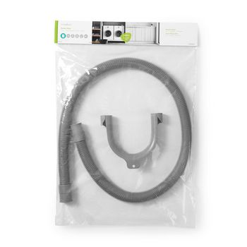 Outlet Hose | 21 mm Straight - 19 mm Straight | 1.5 Bar | 90 °C | 1.00 m