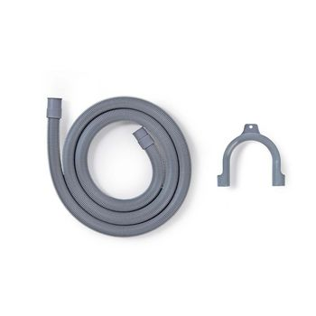 Outlet Hose | 21 mm Straight - 19 mm Straight | 1.5 Bar | 90 °C | 3.00 m