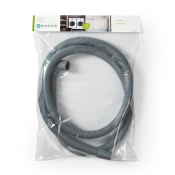 Outlet Hose | 22 mm Angled - 19 mm Straight | 0.5 Bar | 60 °C | 2.00 m