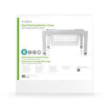 Verhoger voor Wasmachine/Wasdroger | Basket | 30 cm
