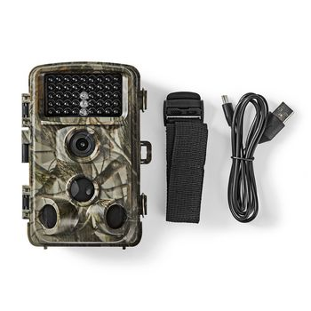 HD Wildlife Camera | 16 MP | 5 MP CMOS