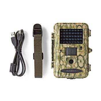 Wildlife Camera | 12 Mpixel | 55° Viewing Angle | 25m Motion Detection
