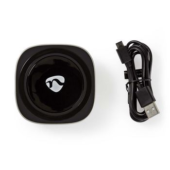 Wireless Fast Charger | 10 W | 2.0 A | USB Powered