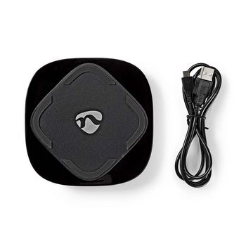 Wireless Charger | 2.0 A | 15 W | Black