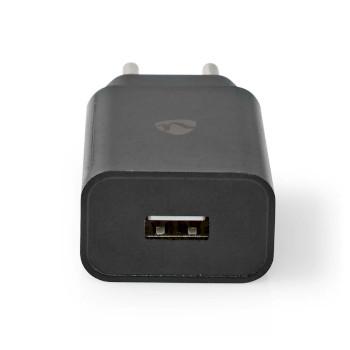 Seinälaturi | 1x 2.1 A | Lähtöliitäntöjen määrä: 1 | Portin tyyppi: 1x USB-A | Kaapeli ei sisälly | 10.50 W | Kiinteä lähtöjännite