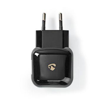 Väggladdare | 1x 2.4 A | Antal utgångar: 1 | Port typ: 1x USB-A | Utan kabel | 12 W | Enkel Spänningsutgång
